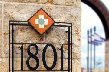 קריית הממשלה בחיפה גן מוזיאוני